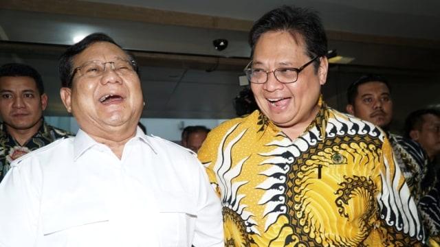 Airlangga Hartarto Akan Temui Prabowo Subianto Sore Ini di Kertanegara Sebagai Kunjungan Balasan