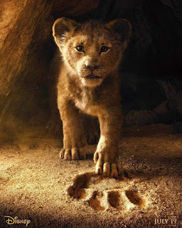 The Lion King - Poster & Trailer