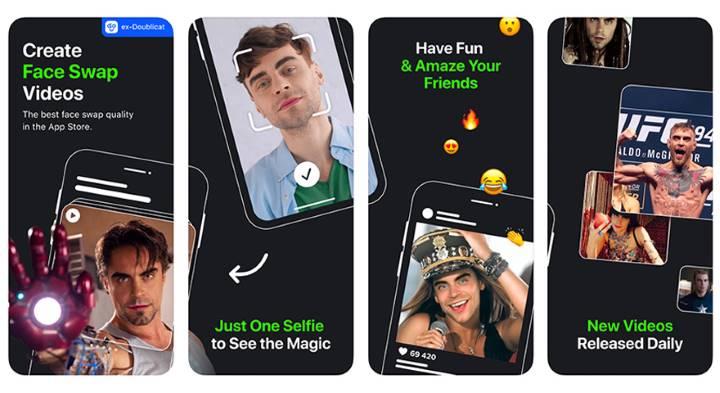 Cómo hacer videos Deepfake con la aplicación Reface para Android