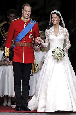 Cum am petrecut la nunta lui Kate cu Will