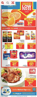 Walmart Flyer Supercentre Valid March 14 - 27, 2019