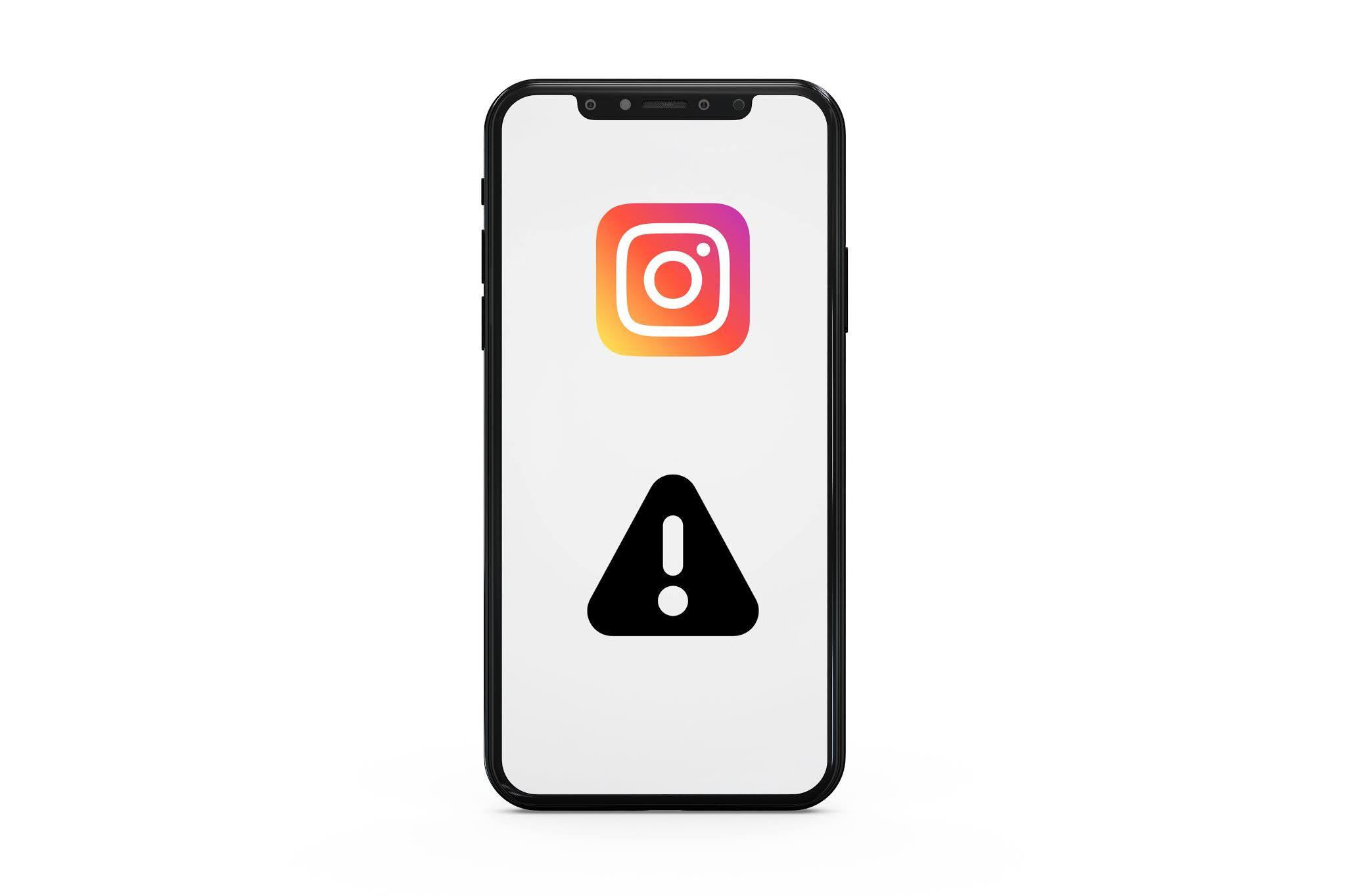 Instagram Durduruldu Hatası ve Çözümü 2021