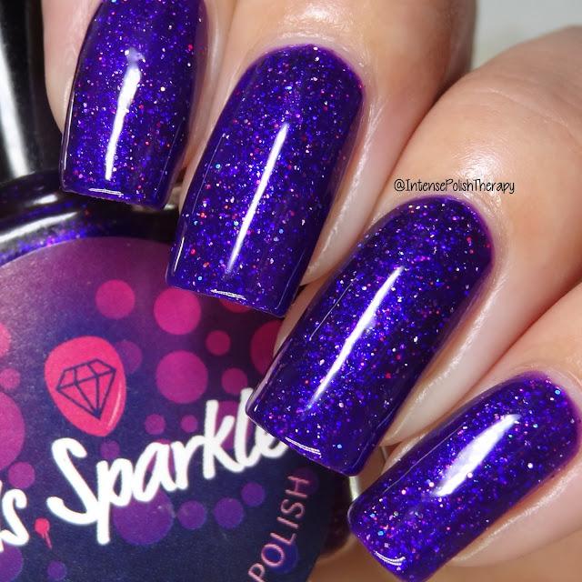 Ms. Sparkle - Psychic Dragon