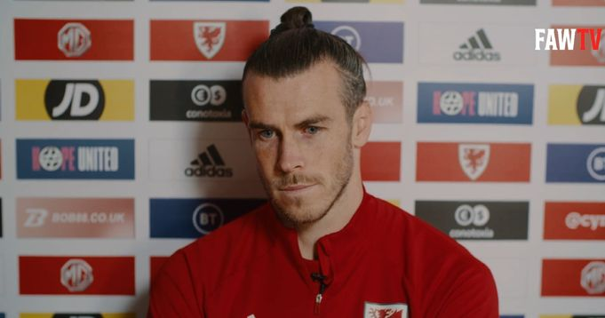 Gareth Bale reveals how Wales will react to potential racial abuse in Belarus