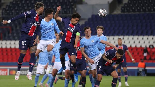 Marquinhos mencetak gol kegawang city