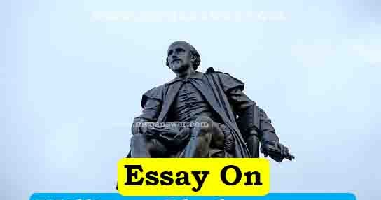 Essay on william shakespeare biography