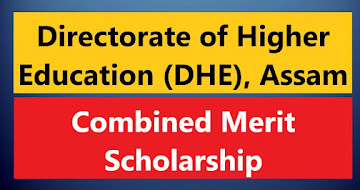 DHE Combined Merit Scholarship 2021 – Submit Online Application
