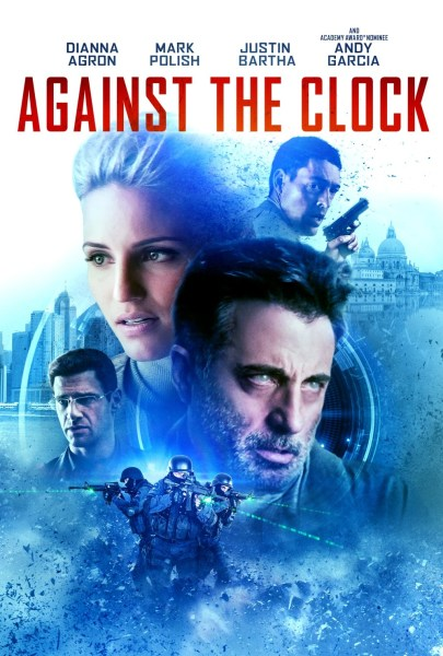 Against the Clock [2019] [CUSTOM HD] [DVDR] [NTSC] [Latino]