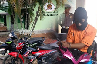 Nekat Hadang Komandan Pleton TNI, Begini Nasib Komplotan Begal di Lampung Ini