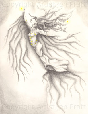 rooted in faith, pencil drawings with christian themes, religious black and white art