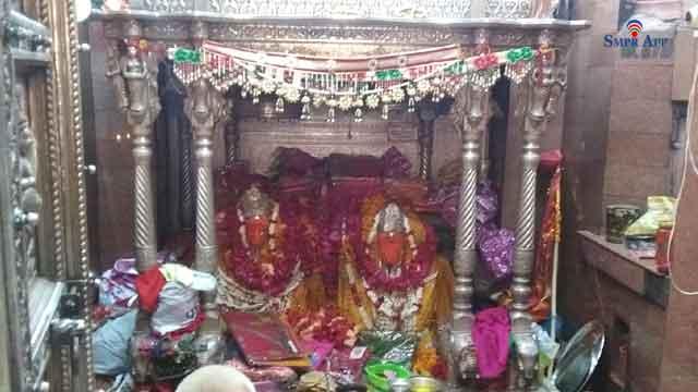 shakambhari mata temple sakrai sikar,