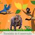 Zoologico de Sampa tem programação especial nas férias