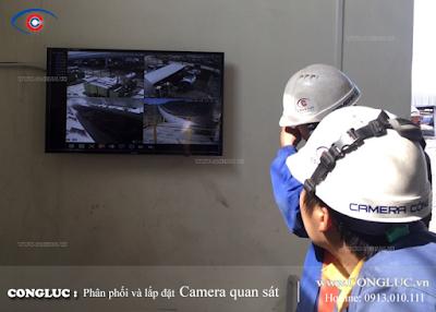 lắp camera chuyên nghiệp nhất Hải Phòng