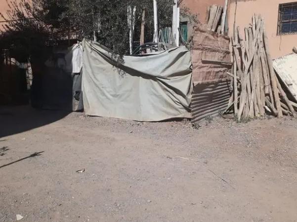 تحويل حي لمطرح متلاشيات يثير إستياء مواطنين بمراكش + صور