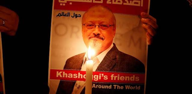 Lima Orang Divonis Mati Atas Kasus Pembunuhan Jamal Khashoggi
