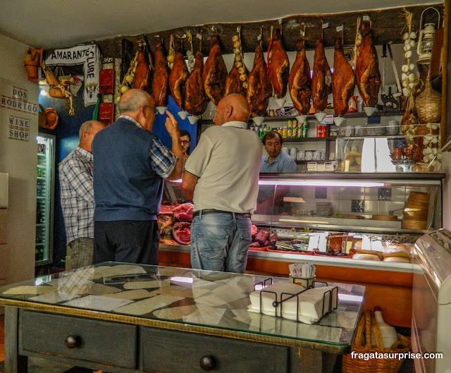 Tasca em Amarante, Portugal