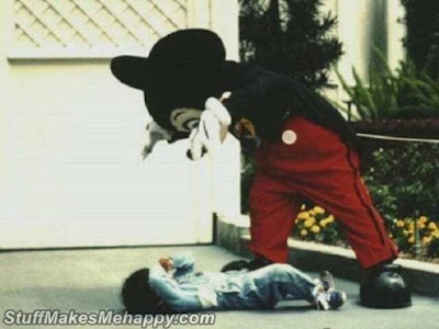 Fear of Mickey Mouse should be called somehow