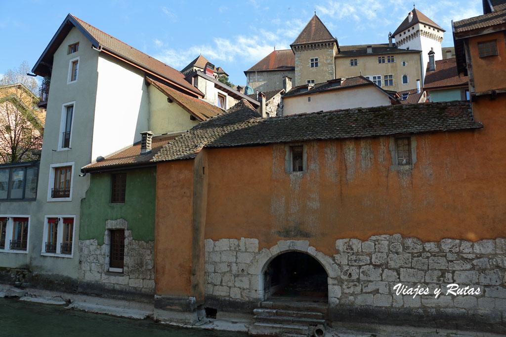 Puente Morens de Annecy
