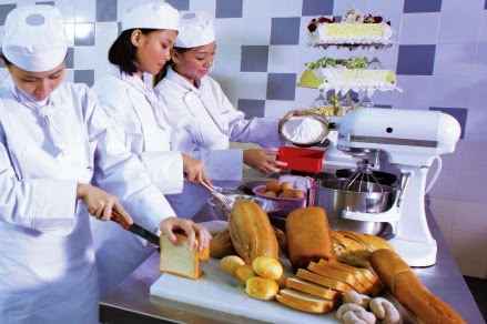 Diploma in Pastry Arts in Cosmopoint College Sabah