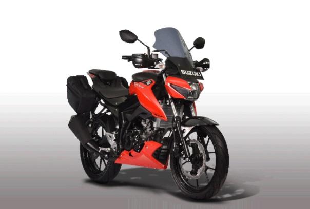 Harga Suzuki GSX S 150 Spesifikasi dan keren