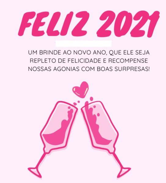 Feliz Ano Novo 2021 Imagenes