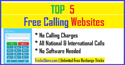 best free calling websites make free international calls