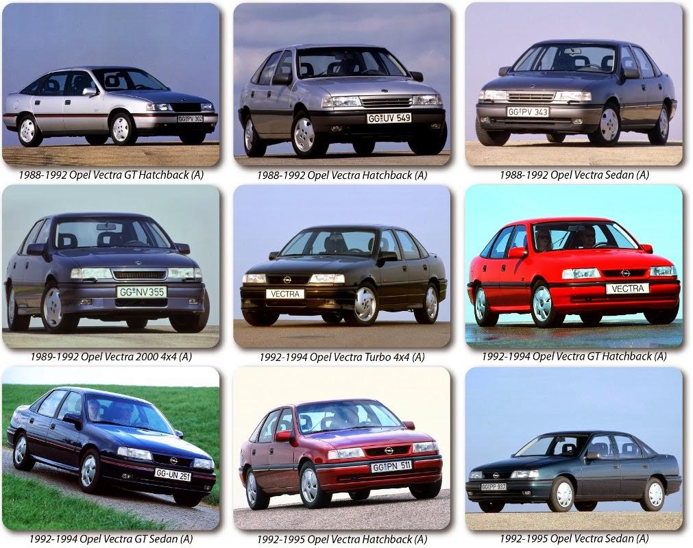 Opel Wir Leben Autos Opel Vectra