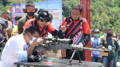 Para Sniper Berlomba di Danau Toba Kembangkan Sport Tourism