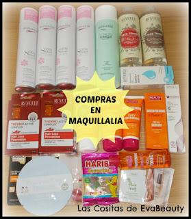 Compras low cost de belleza y skincare en Maquillalia