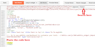 7 Stylish Page Number  Navigation Widget For Blogger Blog