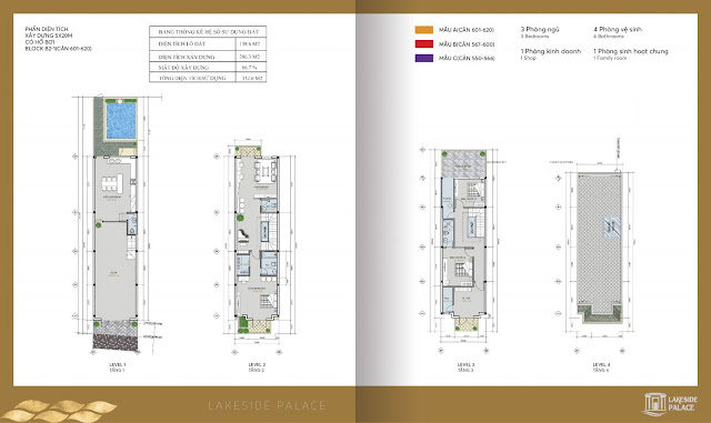 Thiết kế Shophouse mẫu A