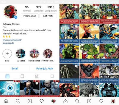 instagram selowae net