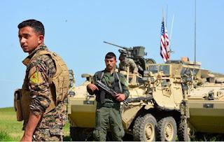Το Αμερικανικό Πέντάγωνο συνεχίζει να εξοπλίζει τους Κούρδους!