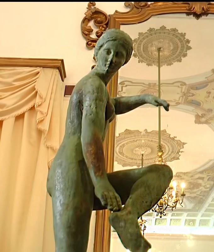Αρχαίο ελληνικό άγαλμα της Αφροδίτης βρέθηκε στον Τάραντα