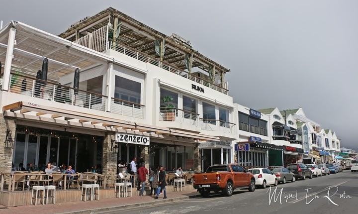 Restaurantes en Camps Bay