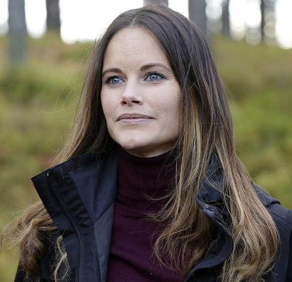 Princess sofia and prince carl philip opens hykjeberget - Princesse sofya ...