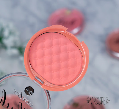 secretale bell soft blush