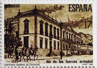 CAPITANÍA GENERAL DE CANARIAS