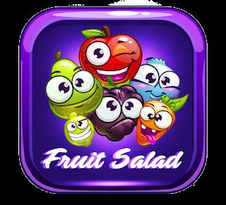 """لعبة """" Fruit Salad """" بتصميمها الجديد على جوجل بلاي"""
