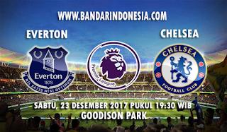 Prediksi Everton vs Chelsea 23 Desember 2017