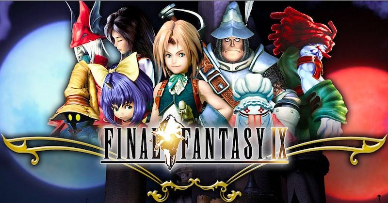 final fantasy 9 for android apk mod offline
