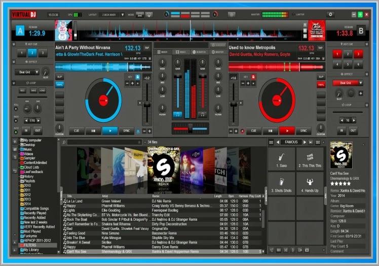 Virtual DJ Free 2021: Παίξετε μουσική με δυνατότητες DJ