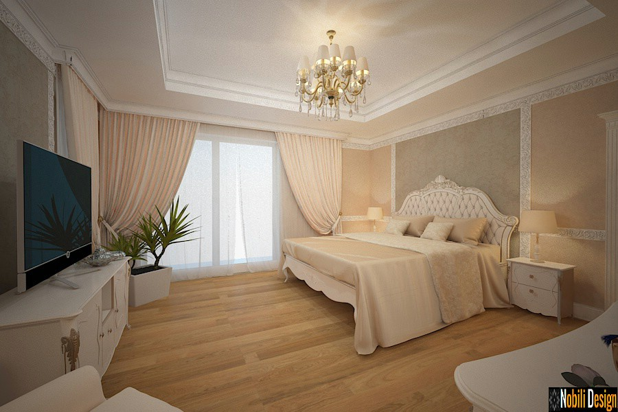 Design interior case clasic de lux in Bucuresti - Birou arhitectura in Bucuresti.