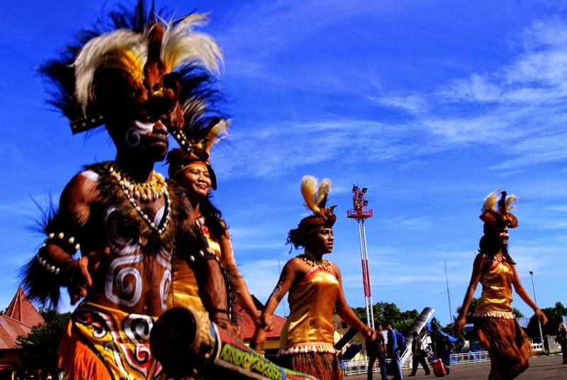 Tari Suanggi, Tarian Tradisional Dari Papua Barat