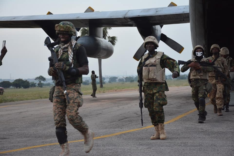 The Air Task Force (ATF) of Operation Lafiya Dole, has hit another Boko Haram terrorists' structure at Warshale in Borno, killing scores of the terrorists in recent air strikes. The Coordinator, Defence Media Operations, Maj.-Gen. John Enenche, in a statement on Friday, said the air task force had continued to yield tangible results across the […]
