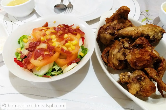 airfrying, airfried chicken, recipe, chicken, chicken recipes,