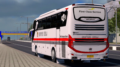 Surya Bali for Jetbus 3+ SHD HINO RK8 Adudu Cvt Diny V1 by Fayaz
