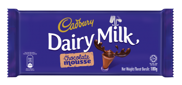 Cadbury Dairy Milk Chocolate Mousse