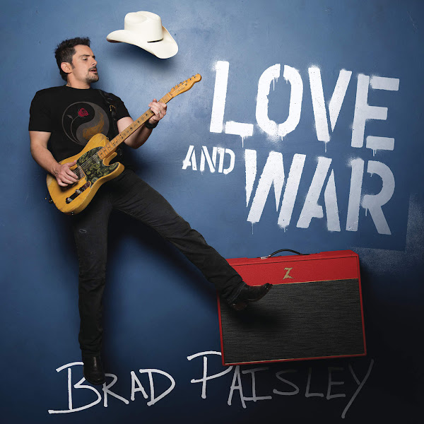 Brad Paisley - Love and War Cover