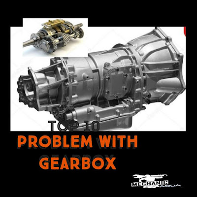 10 Most Common Transmission Problems